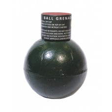 Ball Grenade Friction Fuse Paintball Filled