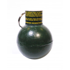 Ball Grenade Ring Pull Ignition Powder Filled