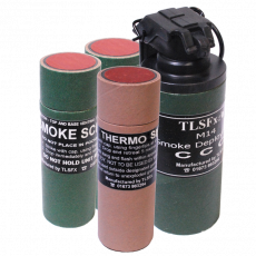Smoke Grenade Instructions