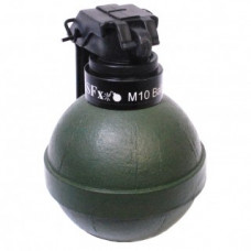 M10 Ball Grenade Pea Filled